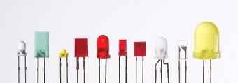 LEDs. Photo: Wikimedia Commons/Afrank99