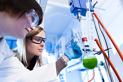 Myscience Solution To Laboratory Troubles